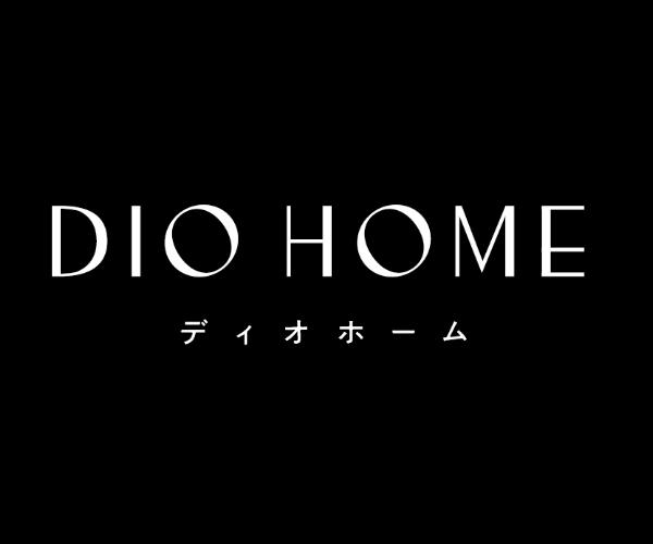 【DIOHOME様】ロゴ制作