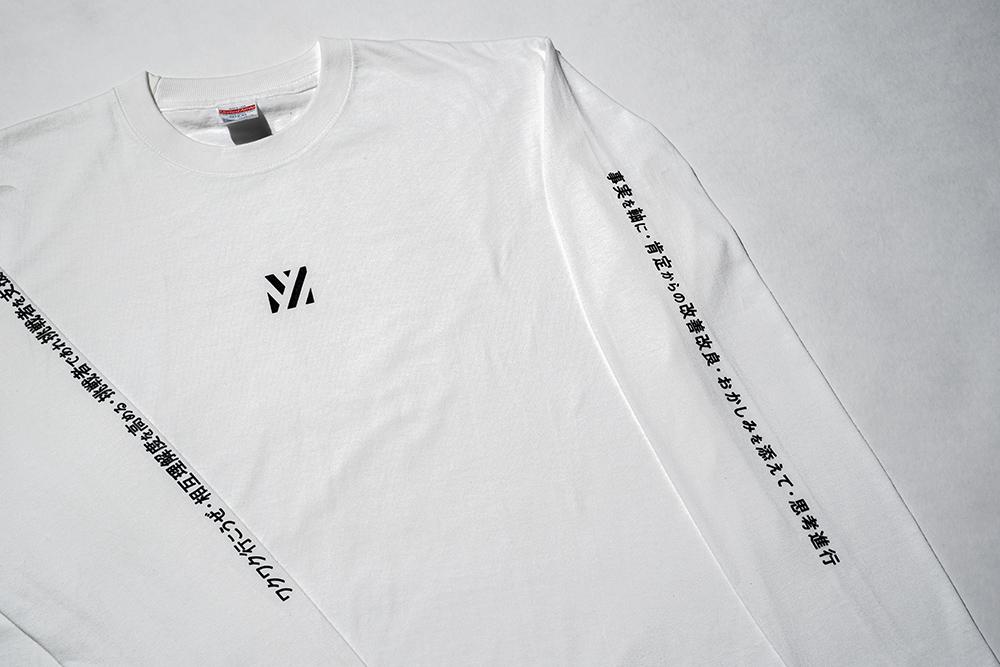 ロングTシャツ(ロンT)デザイン Yoriyork
